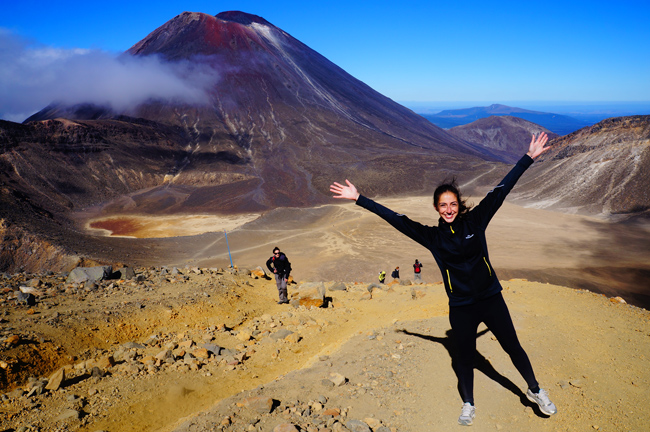 Tongariro Crossing is known as New Zealand's best day walk.